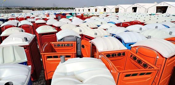 Champion Portable Toilets in Southfield, MI
